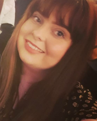 Magdalena Rhinehart - Harmony Counselling Reg.BACP