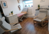 Therapy room, Newquay