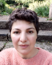 Eirini Karafyllidou Member of The British Psychoanalytic Council and MBACP