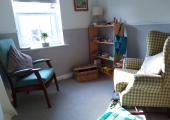 Comfortable Consulting Room