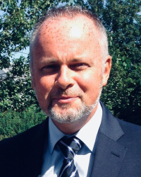 Mr Ross Chalmers - Psychodynamic counsellor and psychotherapist