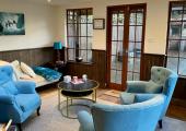 The garden Room, a safe and confidential environment.