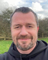 Paul Chadburn, BSc (Hons) Counselling and Psychotherapy, Bath Spar. MBACP.