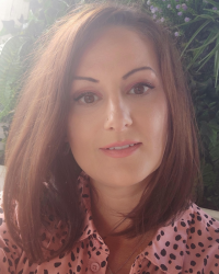Dr Nermin Murat, Chartered Clinical Psychologist, DClinPsy, MSc, BSc
