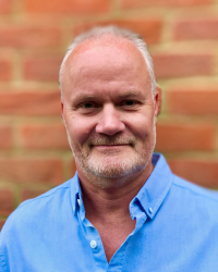David Cooper - Ad.Dip.PsyC MNCS - Integrative Counsellor - Anxiety UK Approved