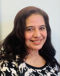 Chandrika Patel PhD, MA, Dip.Couns.