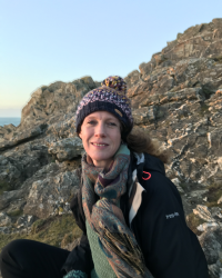 Ilona Smith (MBACP) Integrative counsellor. Dip Counselling; Clinical Supervisor