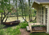 Laddingford counselling, peaceful and private counselling room