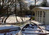 Laddingford Counselling in the snow