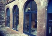Flour Mill Entrance on Exchange Court