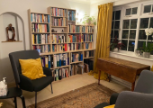Now counselling in person. Location RG6 (Reading)