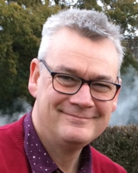 Robin Hogg Adv Dip Integrative Counselling Registered Member MBACP