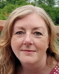 Sue O'Brien BSc (Hons) Systemic Counselling MBACP She/her