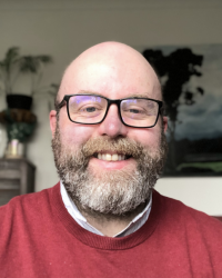 Matthew Gould, Counsellor, CBT Psychotherapist MBACP