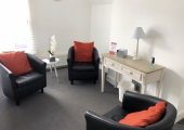 Therapy room in Clapham