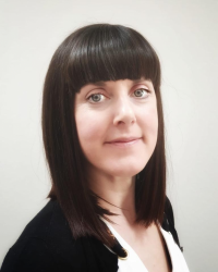 Dr Vicky McCaig, DClinPsy, Dip Psych, BSC Hons