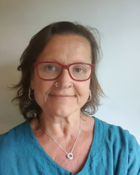 Jeannie Caton-Etherton (she/her) Counsellor MBACP Dip Couns
