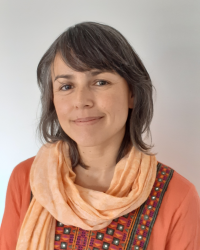 Beatriz Cadavid ~ MBACP Reg, BSc (Hons) Counselling.