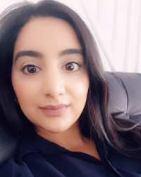 Hinna Zafar (MBACP), PGDip Psychotherapy and Counselling, BSc (hons) Psychology