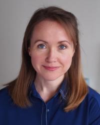 Dr Vicky Lawson