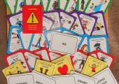 The Family Dynamics cards can be used to explore family dynamics or individual aspects of self.