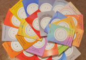 Mood cards are a great aid to naming unknown/unidentified feelings or to represent self/others.