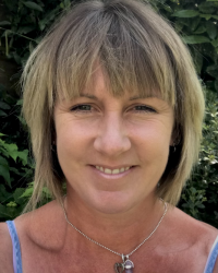 Caz Anderson BA(Hons), MBACP, Humanistic Counsellor