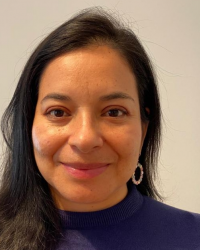 Alba Piedra, BSc. Psch; PGDip. in Integrative Counselling and Psychotherapy.