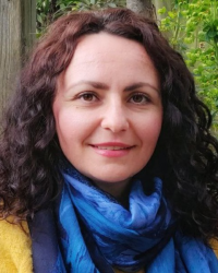 Claudia Cebuc, Psychosynthesis Counsellor - Reg. MBACP