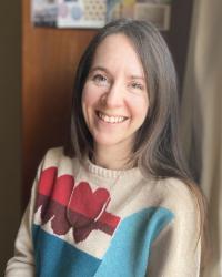 Katrina Hudson - Integrative Arts Psychotherapist - MA, HCPC Registered