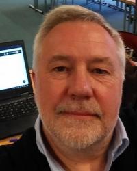 Graham Wilson PhD MBACP Reg
