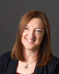 Stella Richardson - chartered clinical psychologist and psychotherapist
