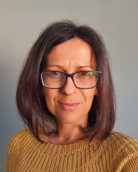 Barbara Luc, MSc, MBACP She/Her/Hers Psychotherapist