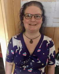 Kim McAllister Child And Young Person Counsellor/psychologist