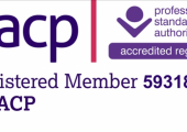 We are registered members of the BACP