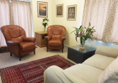 Choose online sessions or visit my welcoming counselling room in Launceston, Cornwall.