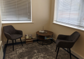 This is my counselling room