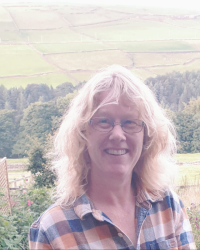 Andrea Kinch Registered MBACP Integrative Counsellor And Ecotherapist