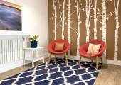 Therapy room essex north chelmsford Think Feel Act Carl Kim Psychotherapy Counselling