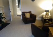 Counselling room in St Albans