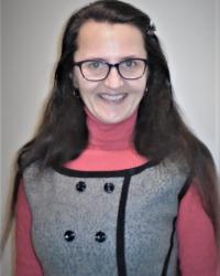 Dr. Gabriela Jones Counselling psychologist, EMDR, Hypnotherapy, supervisor CBT