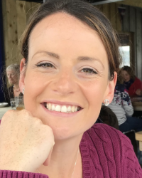 Dr Rochelle Woollacott