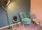 My therapy space