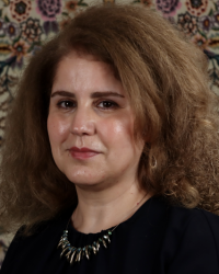 Fatemeh Mokri BSc (Hons) Counselling and Psychotherapy MBACP