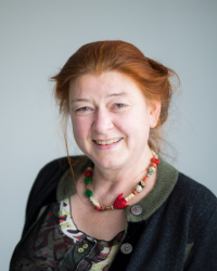 Katrina Millhagen - BSc,PgDip AT,MA in Art Psychotherapy