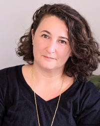 Carina Badger, MBACP