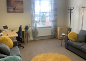 The counselling room in Hoole