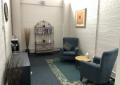My counselling room based in Strood
