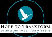 Hope to Transform Logo of Flying Goose