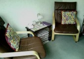 Therapy room in my home